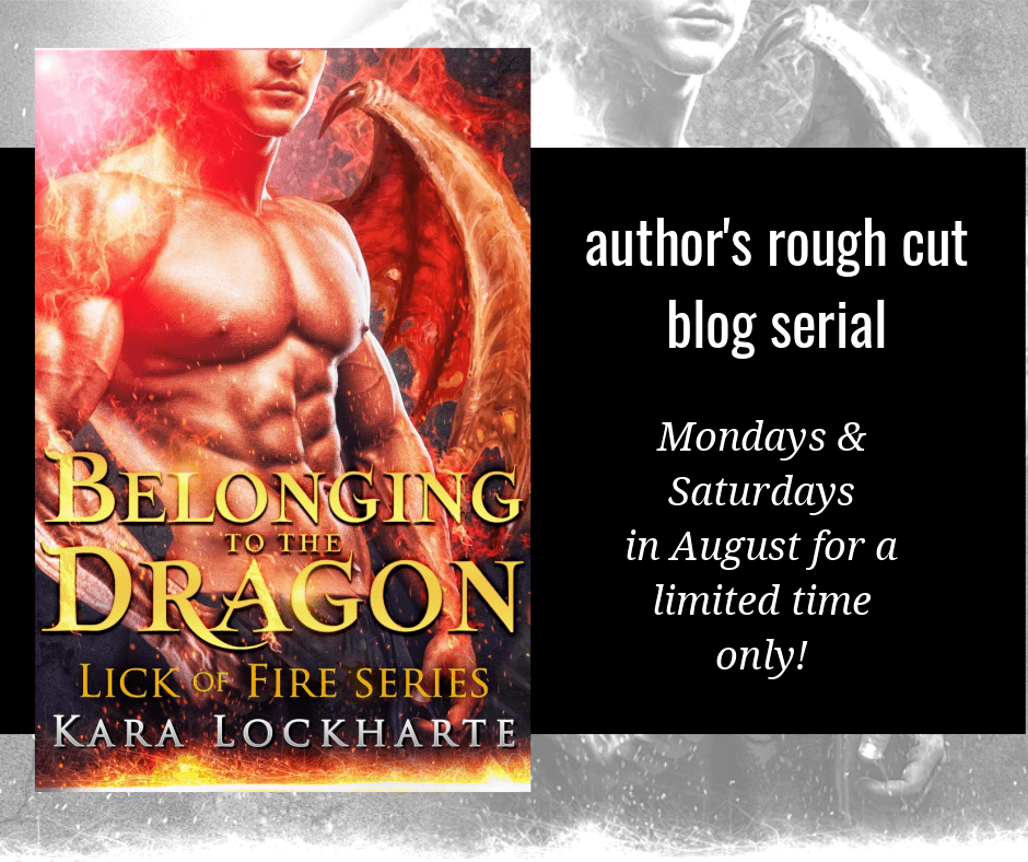 Belonging to the Dragon Blog Serial