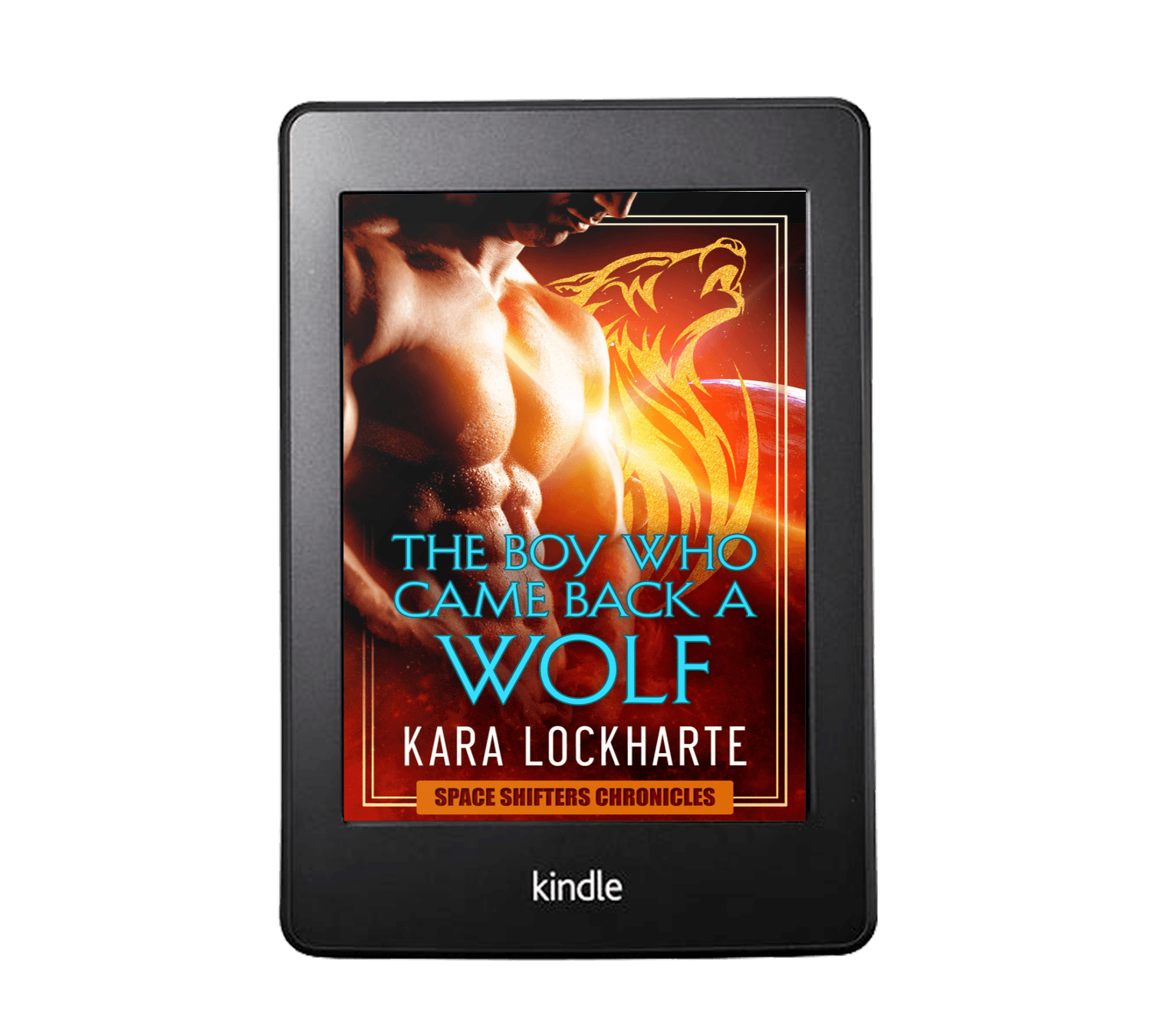 The Boy Who Came Back a Wolf