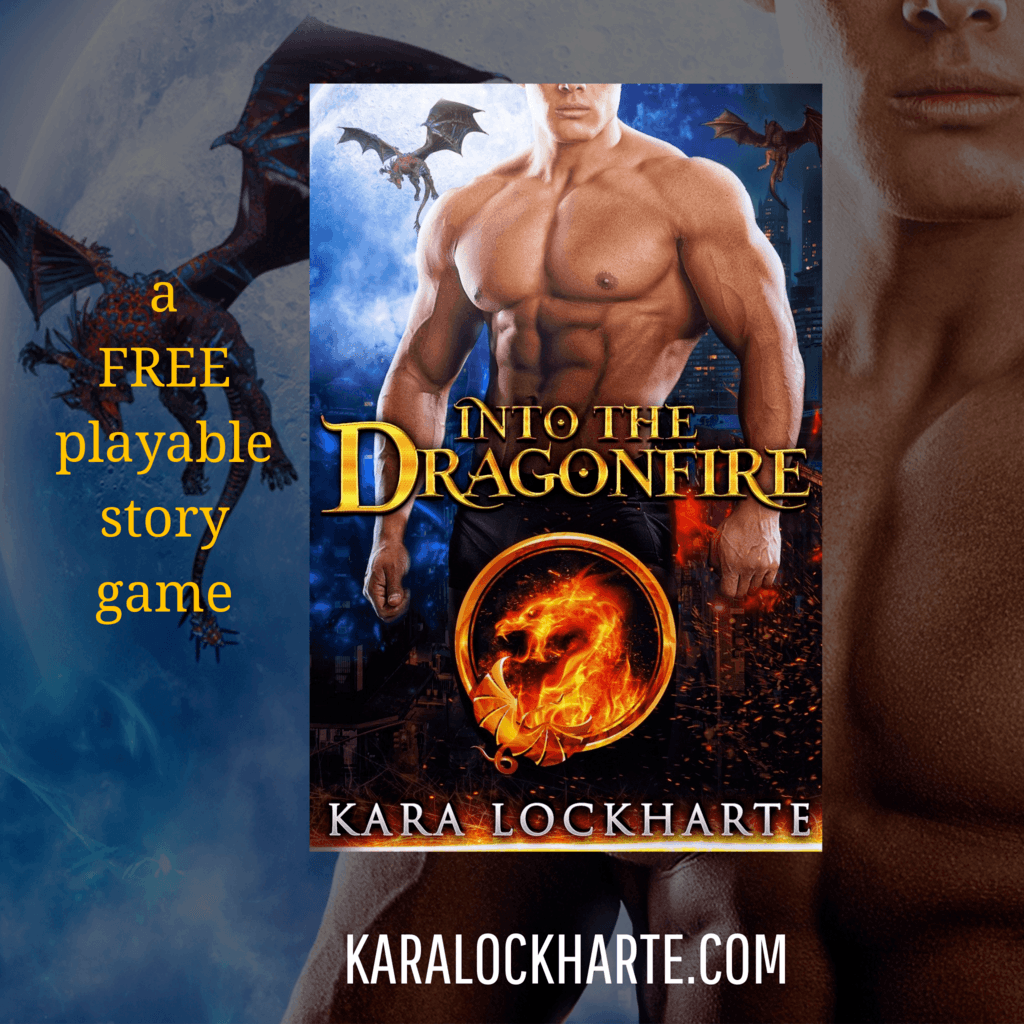 Into the Dragonfire by Kara Lockharte
