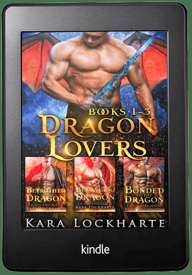 Dragon Lovers Box Set by Kara Lockharte