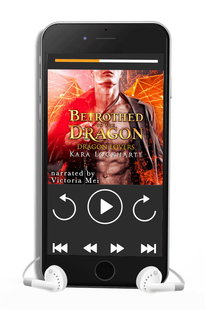Betrothed to the Dragon Full Length Audio now on Audible