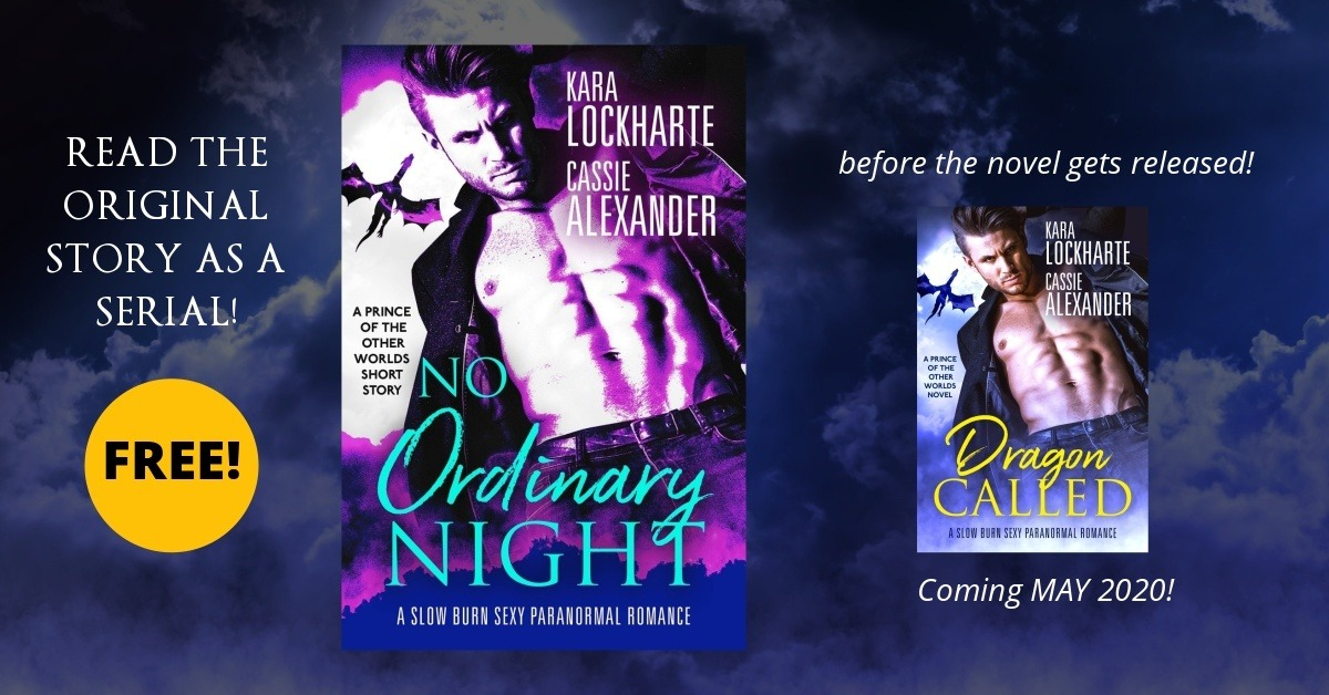 No Ordinary Night Read The Original Story Behind DRAGON CALLED Free